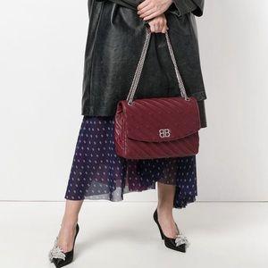 NWT Balenciaga bb shoulder bag